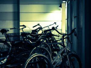 Abschließen Fahrrad / Unterstellen Fahrrad Ferienwohnung Arnsberg (Sauerland)